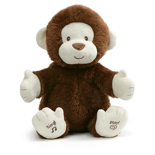 Animated Clappy The Monkey