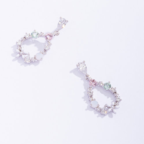 Summer Breeze Stud Earring - MOOII