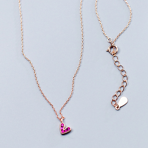 Heart Necklace - MOOII
