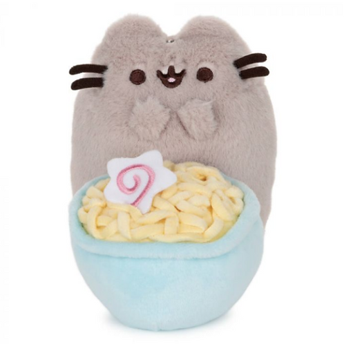 Pusheen Anniversary: Pusheen with Rame 15CM