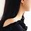 Thumbnail: Flower Stamen Arc Earring - MOOII