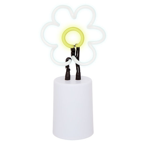 Daisy Neon Light Small