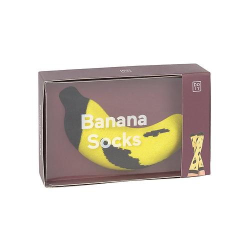 DOIY Socks Banana