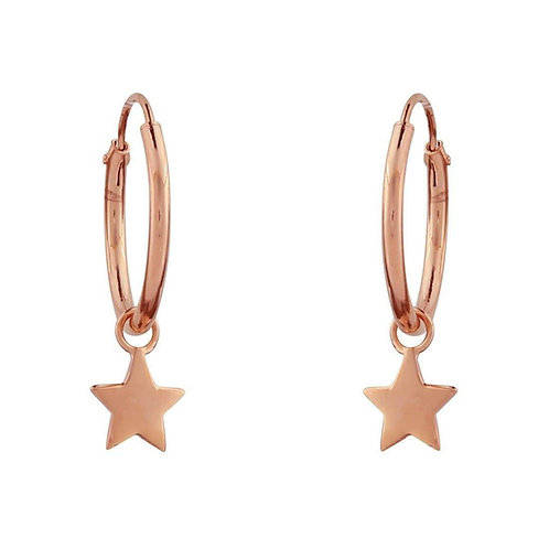 Rose Gold Star Light Sleepers
