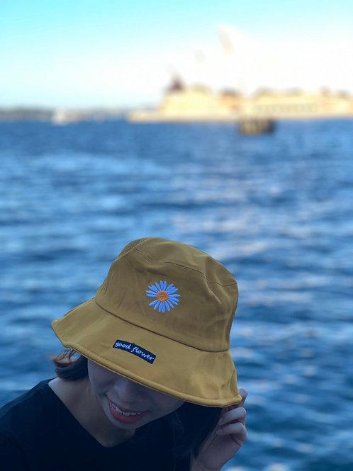 Korean Daisy Fashion Fisherman Hats