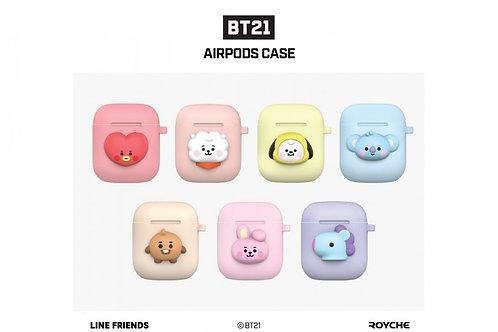 BT21 X ROYCHE Baby BT21 mini AirPods Case