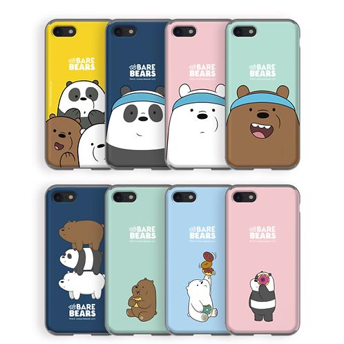 iPhone X We Bare Bears Case