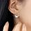 Thumbnail: Spring Garden Sakura Earring - MOOII