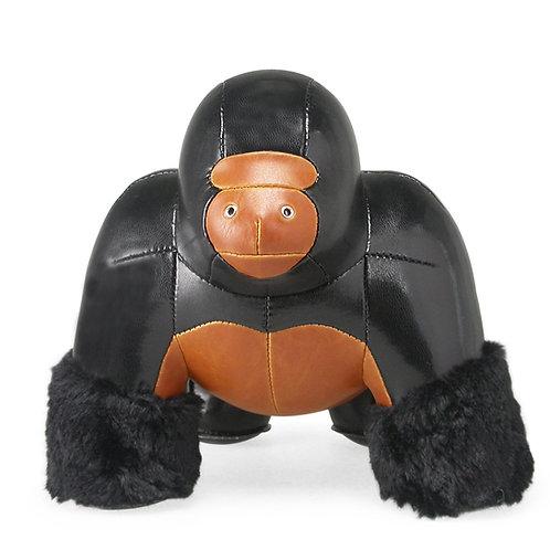 Doorstop Gorilla Black