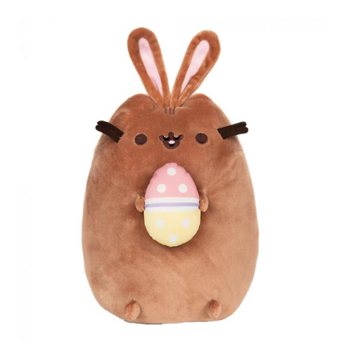 Pusheen: Easter chocolate bunny with egg 24CM