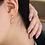 Thumbnail: Water Drop Crystal Earrings - MOOII