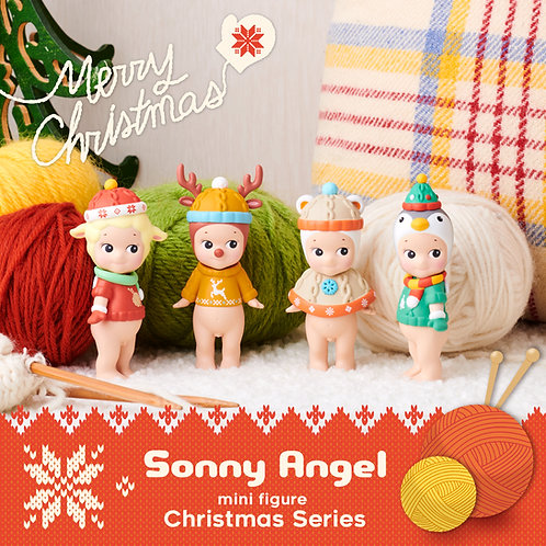 Sonny Angel mini figure Christmas 2019