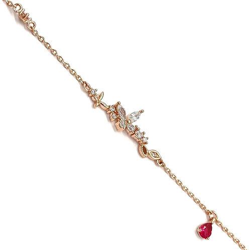 Butterfly Charm Bracelet - MOOII