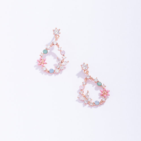 Spring Garden Stud Earring - MOOII