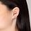 Thumbnail: Galaxy Sterling Silver Earrings