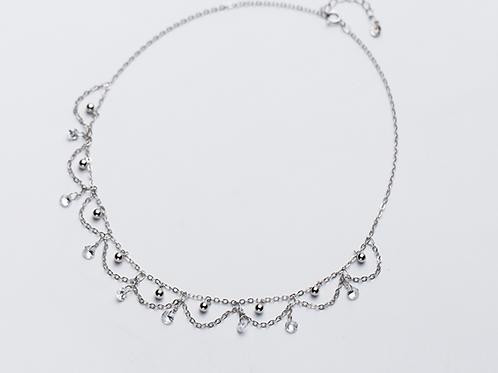 Choker Drop Necklace - MOOII