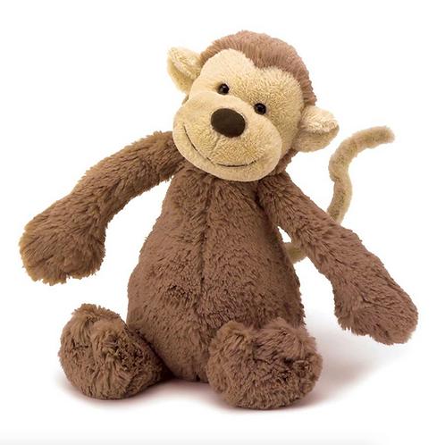 Bashful Jellycat Monkey Medium
