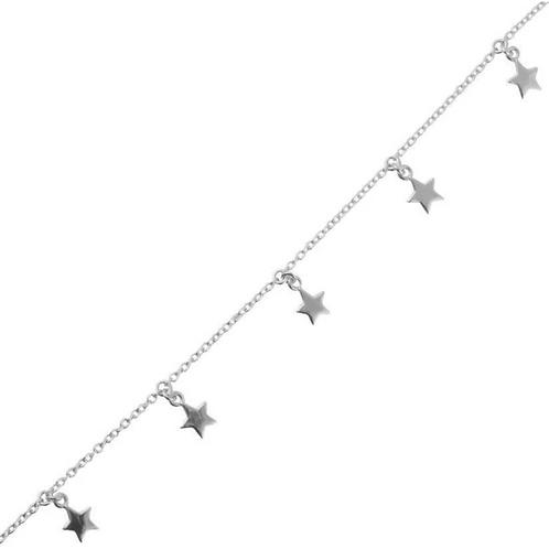 Star Light Sterling Silver Bracelet