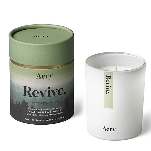 Aery Living Mindful 200g Soy Candle
