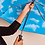 Thumbnail: Moma Umbrella Mini Sky