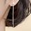 Thumbnail: Pearl Tassel Earrings - MOOII