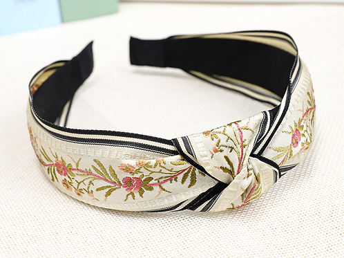 Mooii Fashion Garden Floral Hair Band