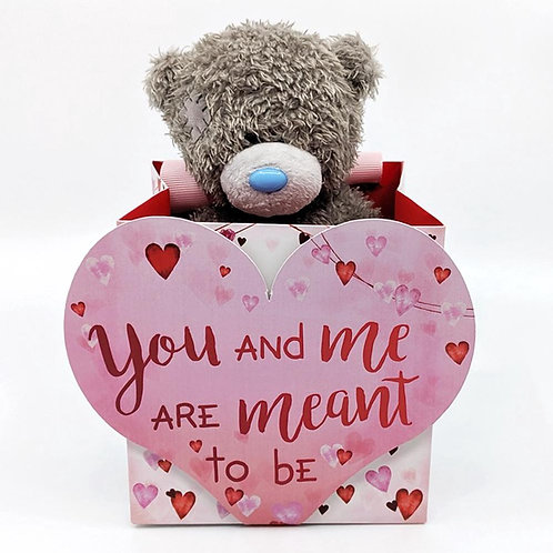 Valentines: M5 Bear in Bag (2020)