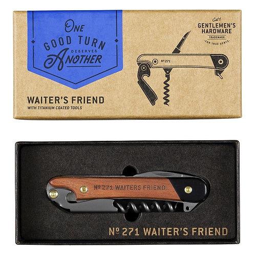 Gentleman's Hardware Waiter's Friend