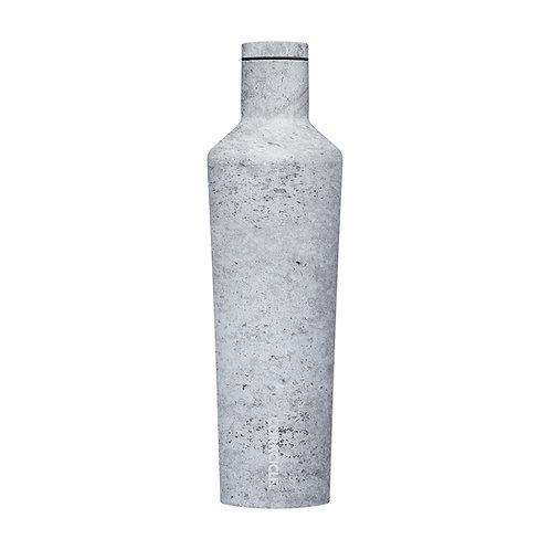 Corkcicle: Origins Canteen 750ml - Concrete