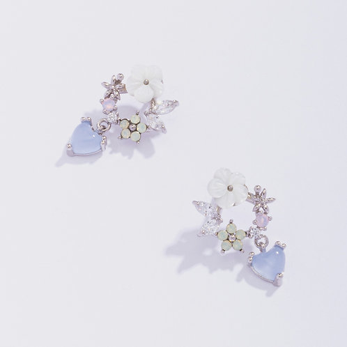 Blossoming Garden Earring - MOOII