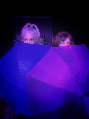 Ani and Sara with Umbrellas.jpg