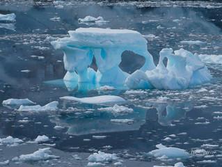 Antarctica. No waste. Last Continent