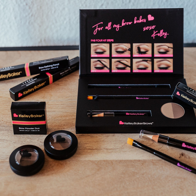 Kelley Baker Brow Products