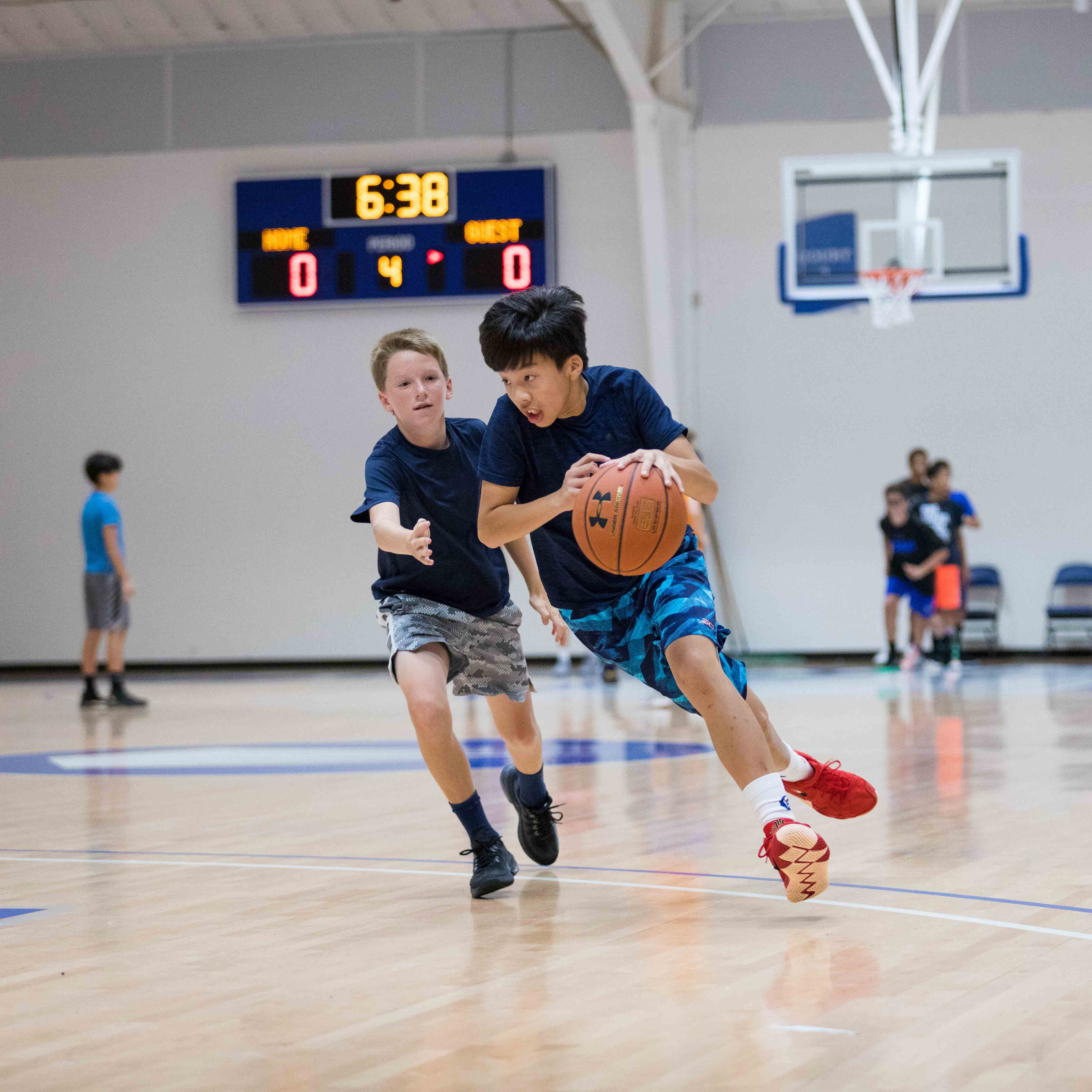 basketball camp 8