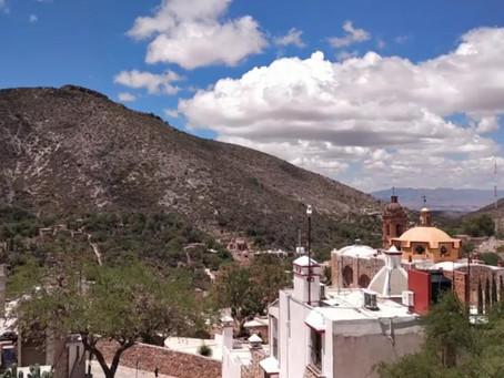 Esperanza en cerro de san pedro, tras parálisis económica por covid-19.