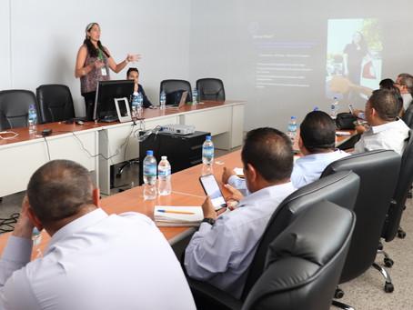 Fiscalía realiza alianza con empresa de operación ilegal en SLP.