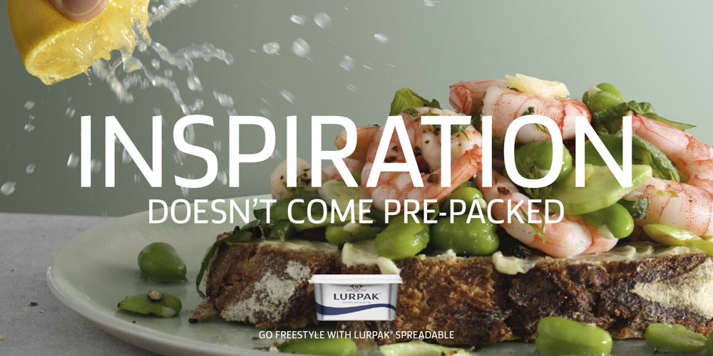 Lurpak Product Shot