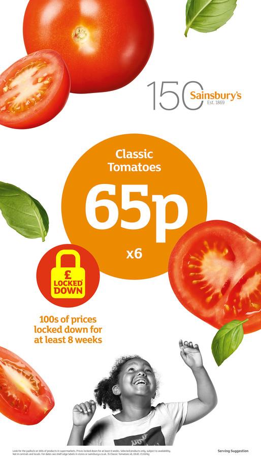 Sainsbury's Value 2019