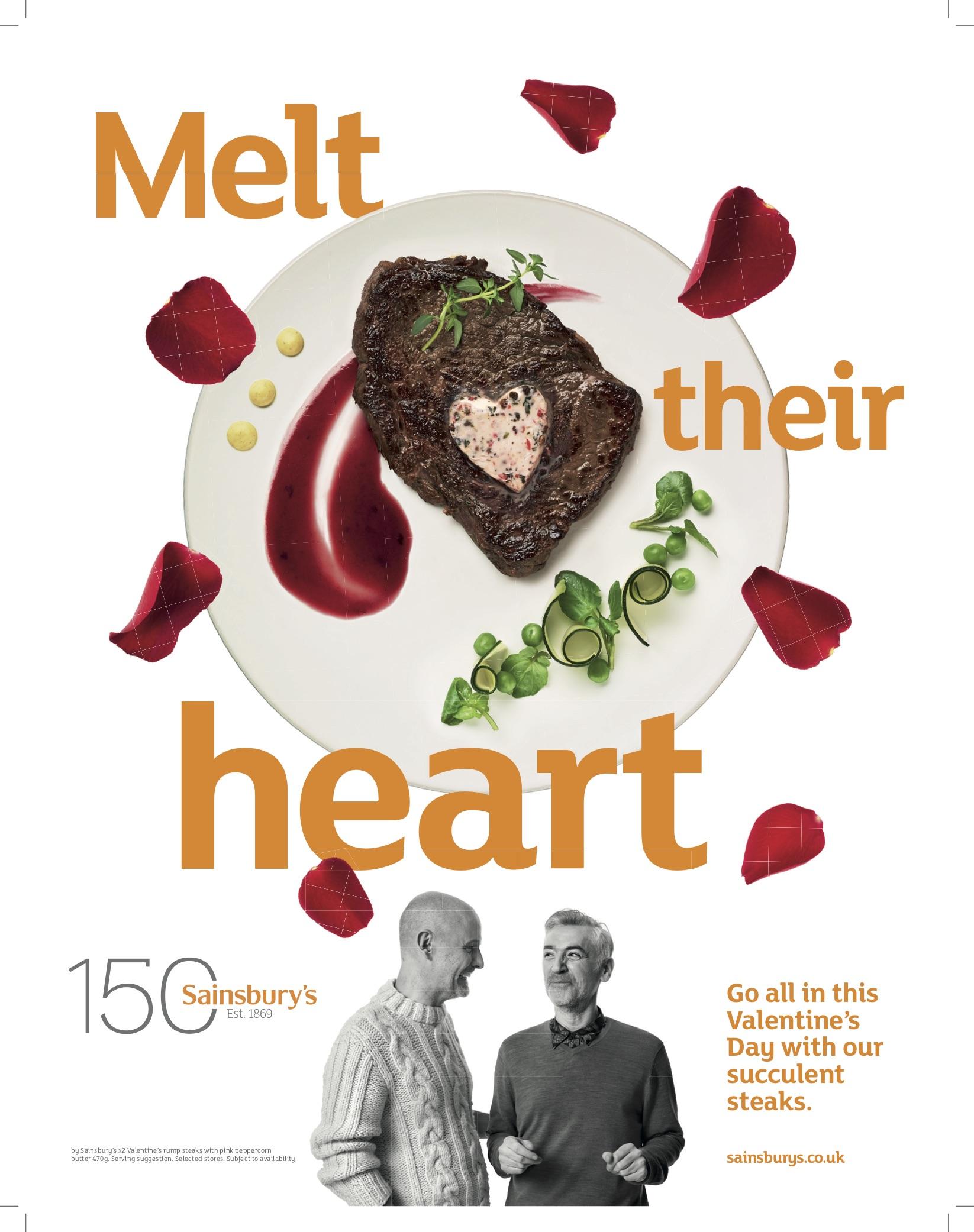 Sainsbury's Valentines 2019