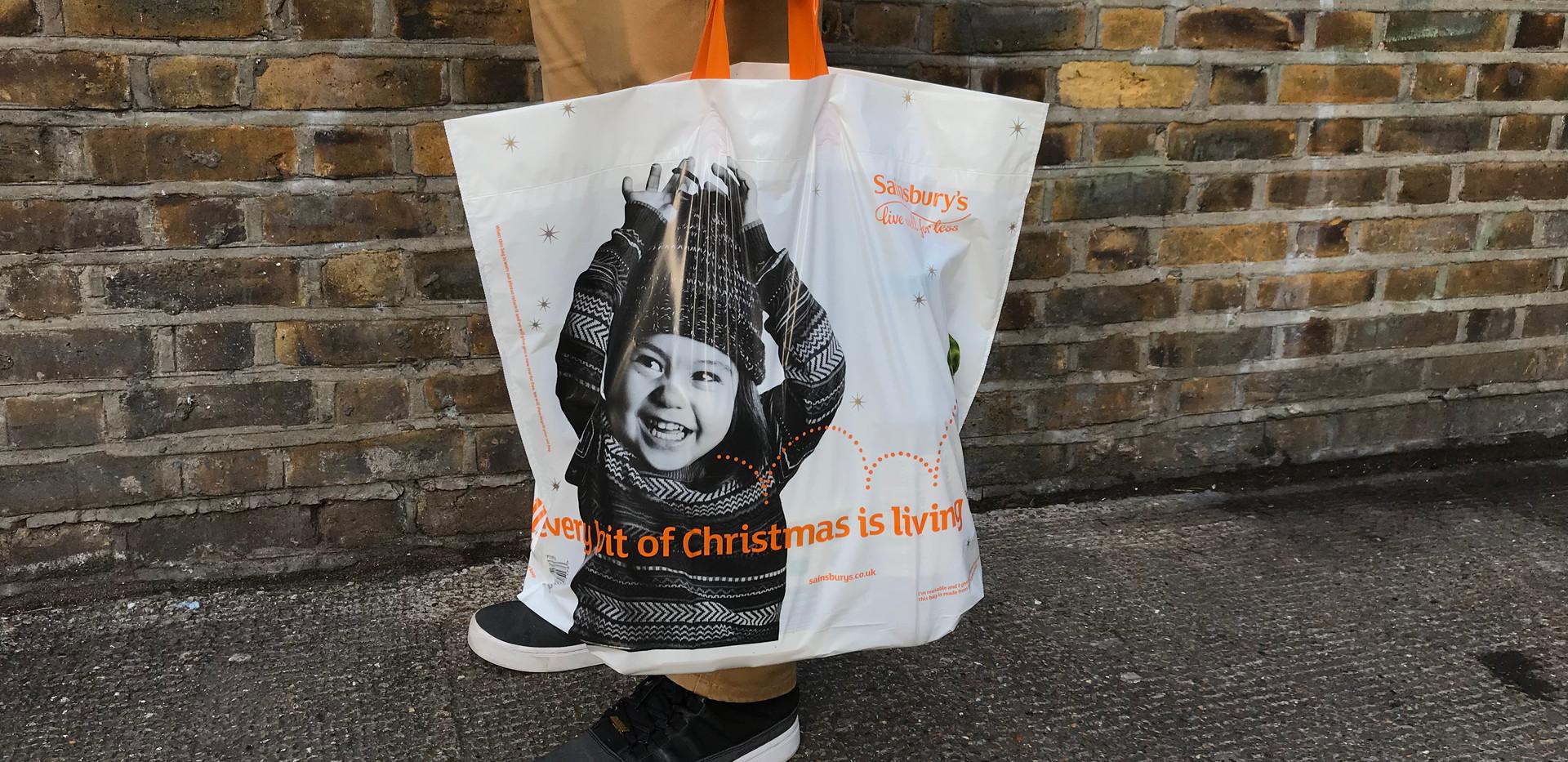 Sainsbury's Bag For Life 2017