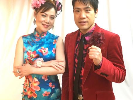 柏木 タカシさんと戸田温泉のときわやさんで歌わさせて頂きました。