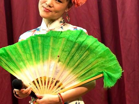 横浜神明社の例祭演芸大会