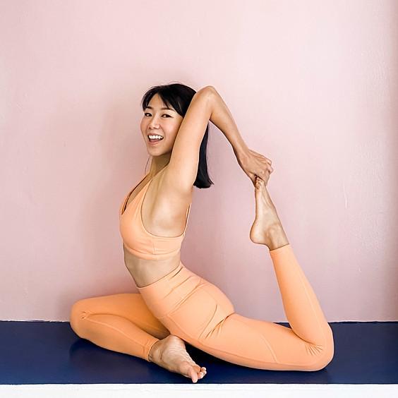 Stretch at Oasia