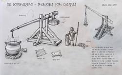 Trebuchet Sketch