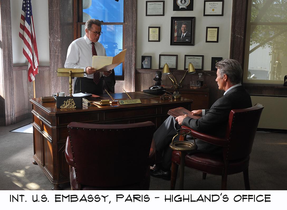 Int Highland's Embassy Office