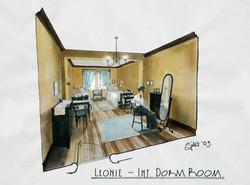 Int. Dorm Room, Concept
