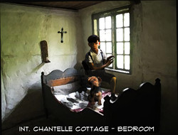 Chantelle-bedroom