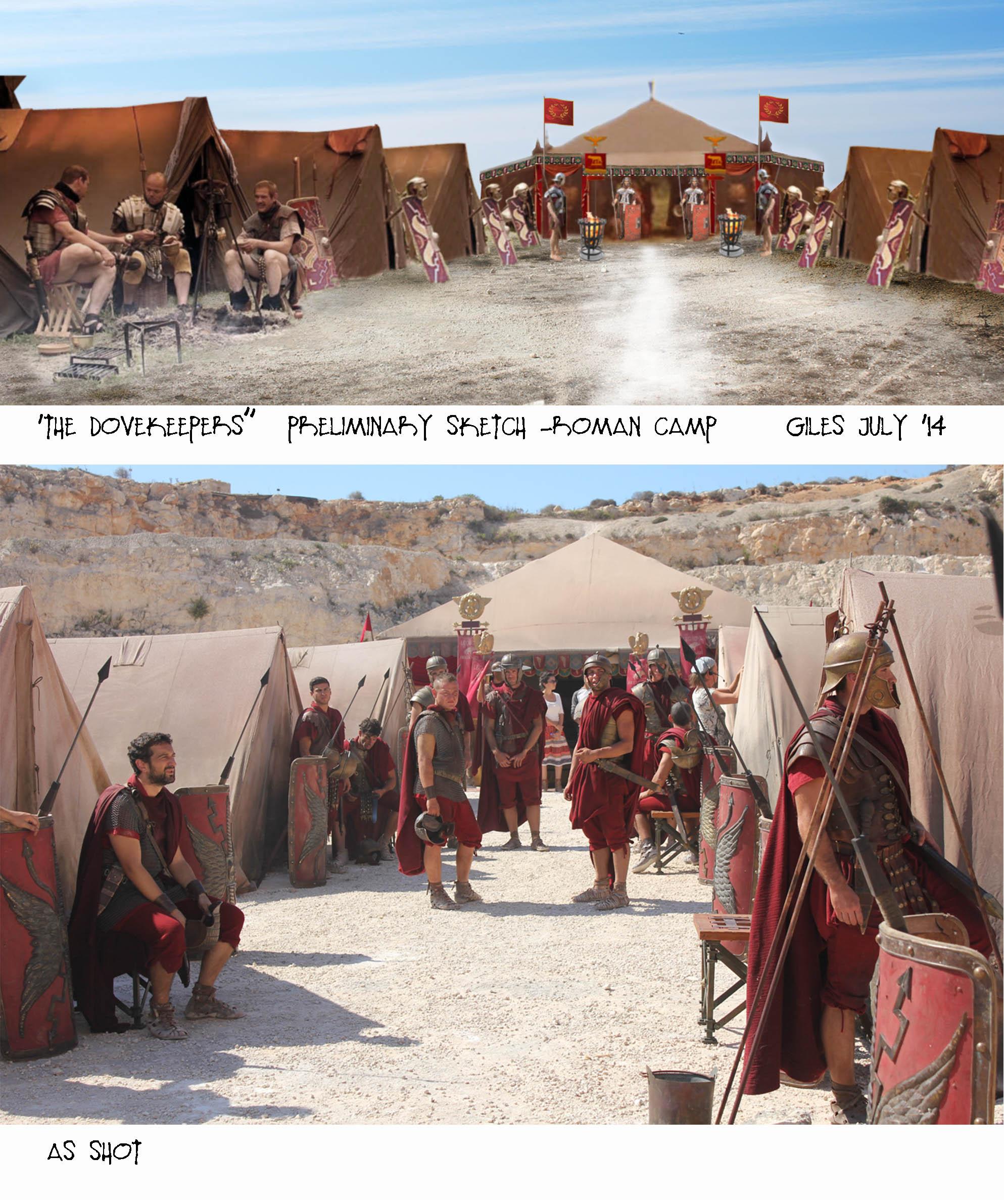 Ext Camp & Flavius's tent copy
