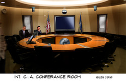 CIA Conference rm, Concept copy
