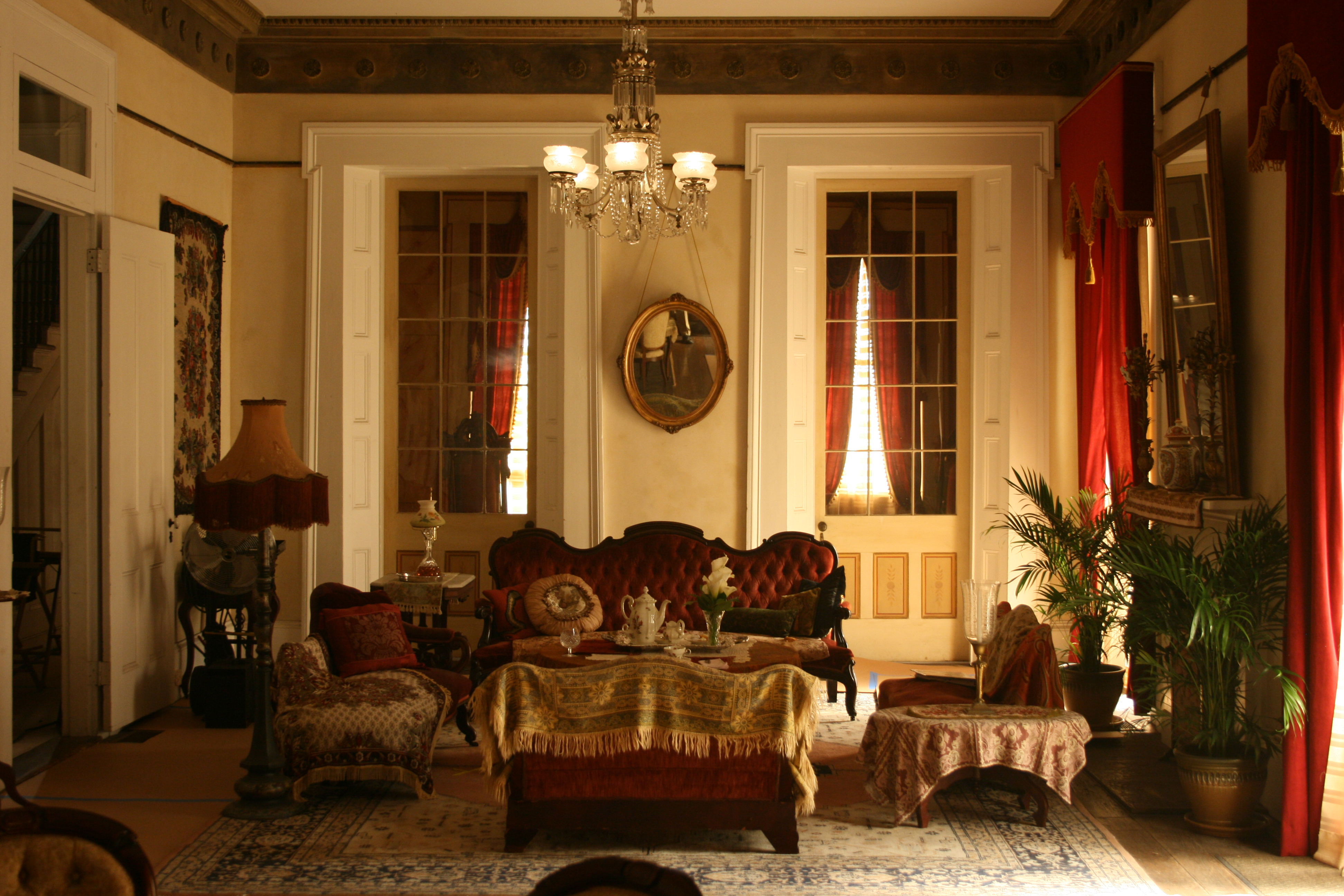 Int. Drawing Room Set